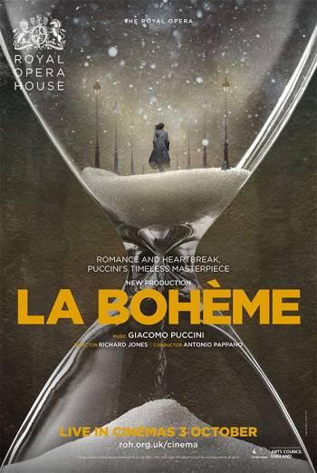 La Boheme - Royal Opera, London 2017/18