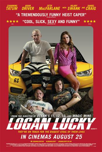 LOGAN LUCKY artwork