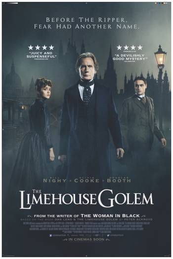 THE LIMEHOUSE GOLEM artwork
