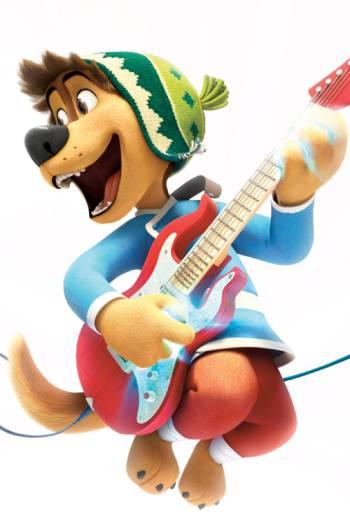 ROCK DOG artwork