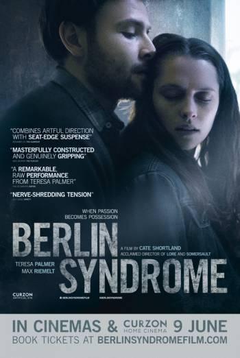 BERLIN SYNDROME artwork