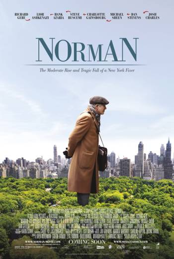 NORMAN: THE MODERATE RISE AND TRAGIC FALL OF A NEW YORK FIXER <span>(2016)</span> artwork