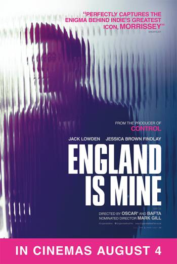 ENGLAND IS MINE artwork