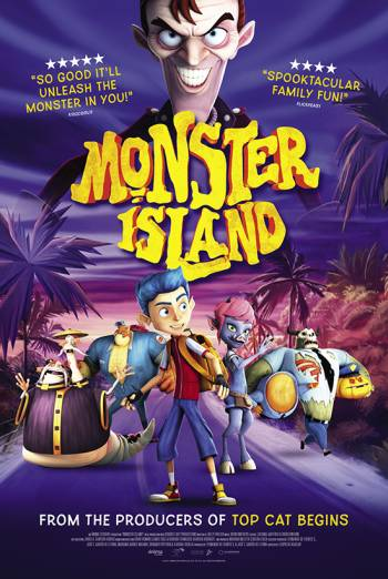 MONSTER ISLAND <span>(2017)</span> artwork