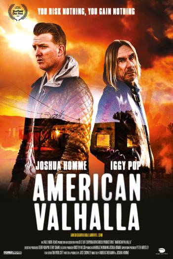 AMERICAN VALHALLA artwork