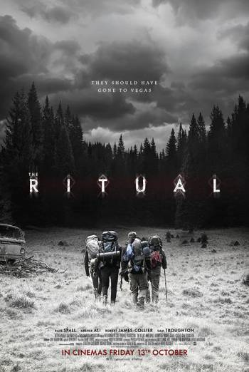 THE RITUAL <span>(2017)</span> artwork