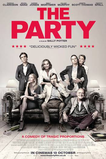 THE PARTY <span>(2017)</span> artwork