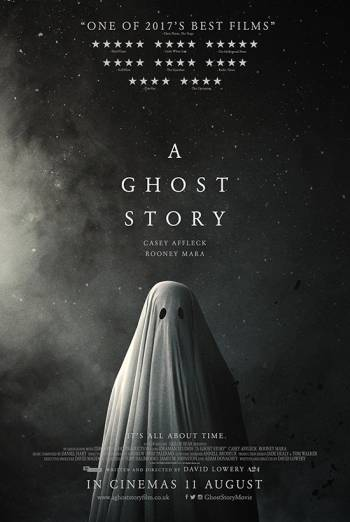 A GHOST STORY artwork