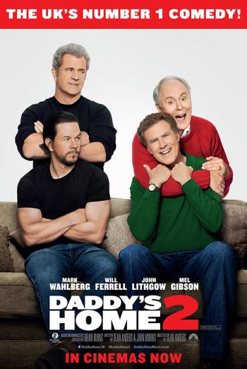DADDY'S HOME 2 <span>[Trailer #X]</span> artwork