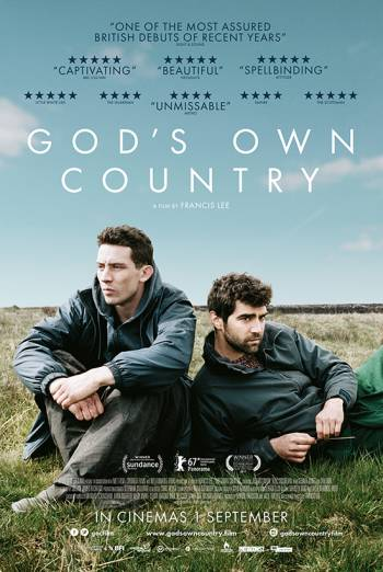 GOD'S OWN COUNTRY <span>(2017)</span> artwork