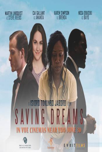 SAVING DREAMS artwork