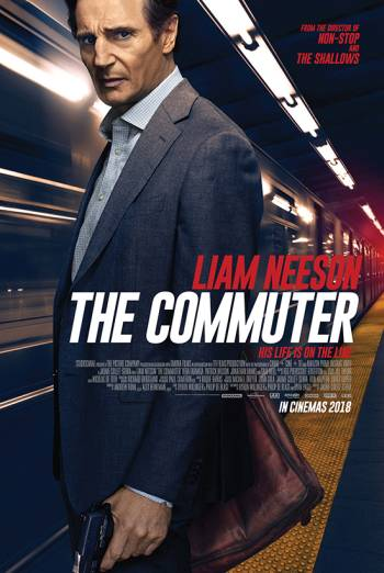 THE COMMUTER <span>(2018)</span> artwork