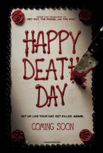HAPPY DEATH DAY <span>(2017)</span> artwork