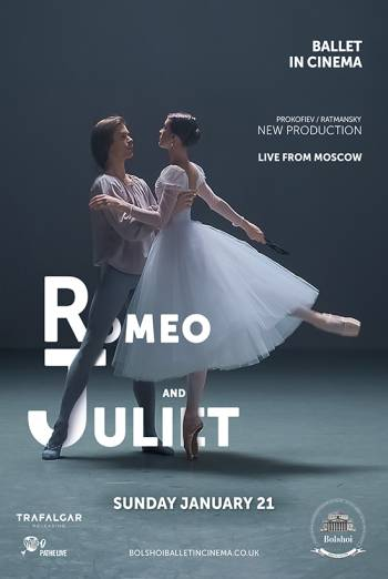 Bolshoi: Romeo and Juliet Poster