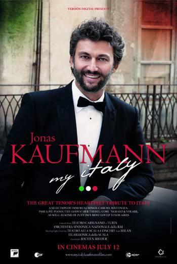 JONAS KAUFMANN: MY ITALY <span>(2017)</span> artwork
