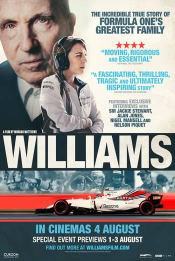 WILLIAMS <span>(2017)</span> artwork