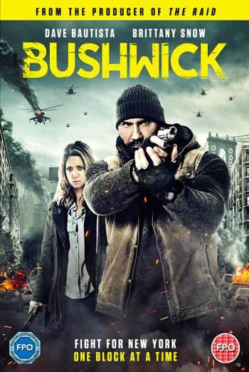 BUSHWICK artwork