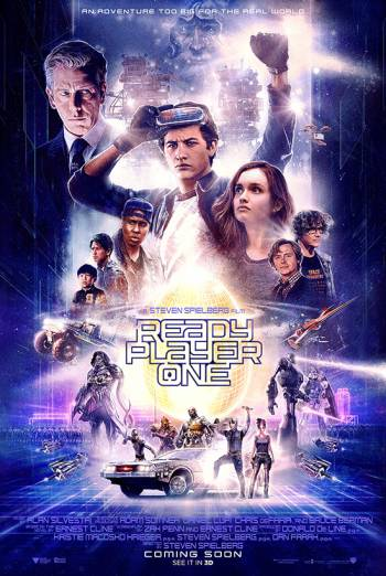 READY PLAYER ONE <span>[3D]</span> artwork
