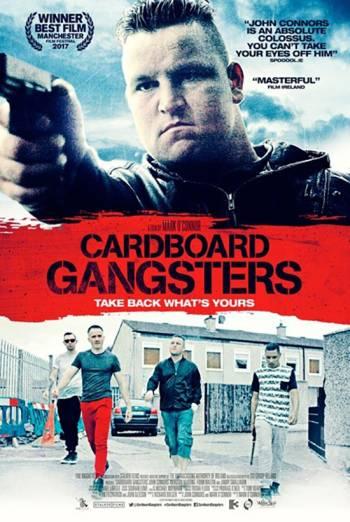 CARDBOARD GANGSTERS <span>(2017)</span> artwork