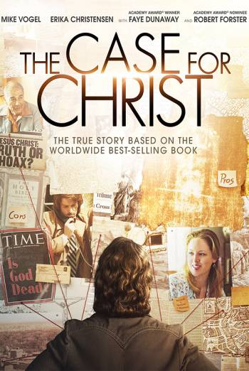 THE CASE FOR CHRIST artwork