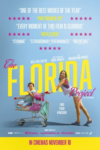 THE FLORIDA PROJECT artwork