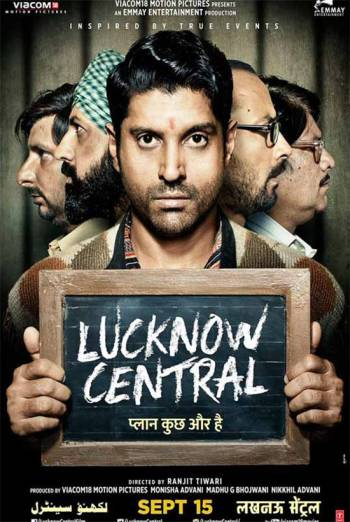 LUCKNOW CENTRAL <span>(2017)</span> artwork