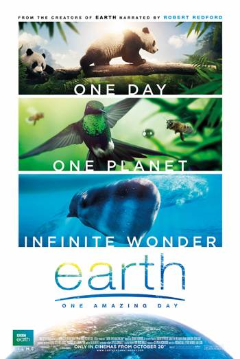 EARTH: ONE AMAZING DAY <span>(2017)</span> artwork