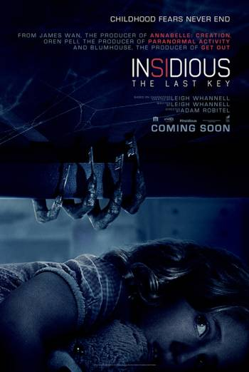 INSIDIOUS: THE LAST KEY <span>[Trailer A]</span> artwork