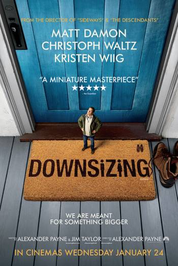 DOWNSIZING artwork