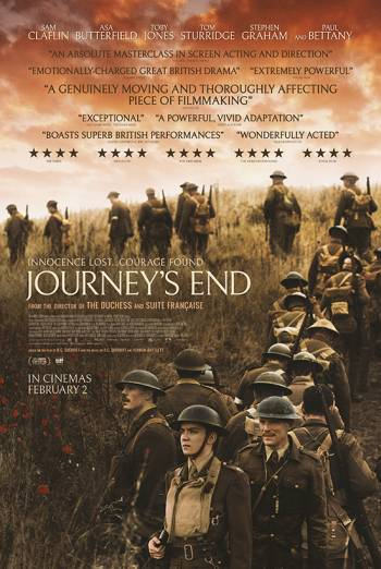 JOURNEY'S END artwork