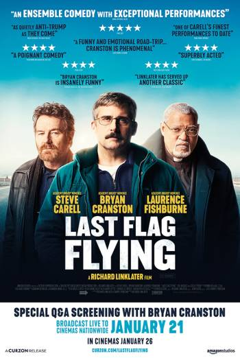 LAST FLAG FLYING artwork