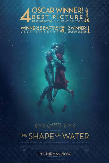THE SHAPE OF WATER <span>[Trailer PG]</span> artwork