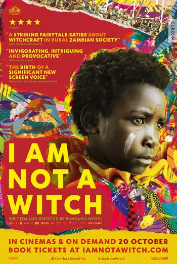 I AM NOT A WITCH artwork