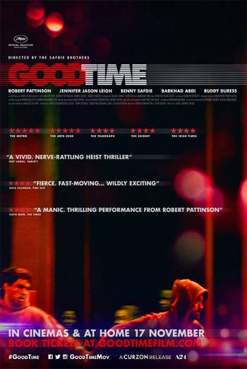 GOOD TIME <span>(2017)</span> artwork