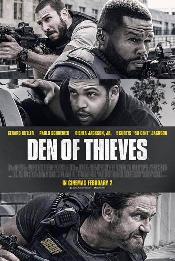 Den Of Thieves Film