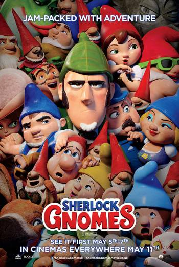 SHERLOCK GNOMES <span>[Trailer A]</span> artwork