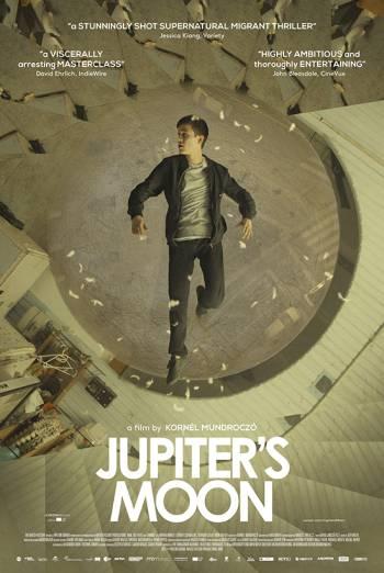 JUPITER'S MOON artwork