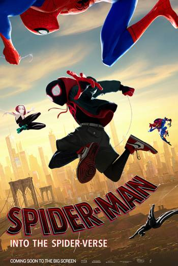 Spider-Man: Into The Spider-Verse cover image