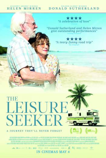 THE LEISURE SEEKER artwork