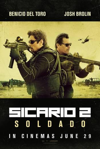 SICARIO 2: SOLDADO artwork