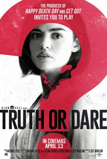 TRUTH OR DARE <span>(2018)</span> artwork