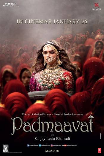 PADMAAVAT <span>(2017)</span> artwork