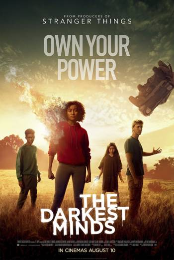 THE DARKEST MINDS <span>(2018)</span> artwork