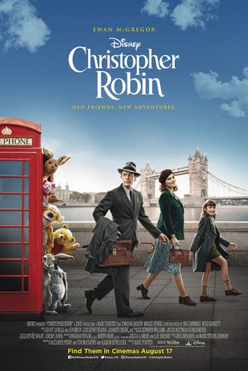 Disney's Christopher Robin Poster