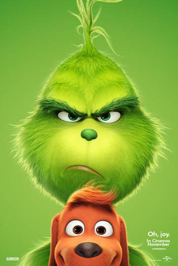 The Grinch cover image