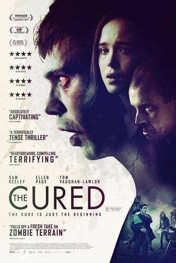 THE CURED artwork