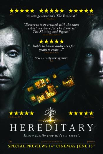 HEREDITARY <span>(2018)</span> artwork