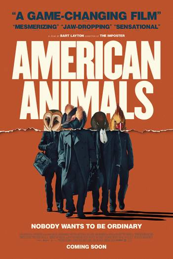 AMERICAN ANIMALS artwork