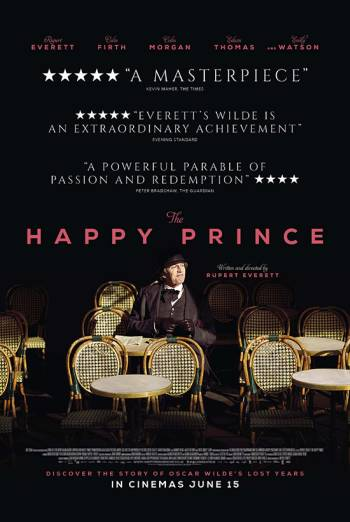 THE HAPPY PRINCE <span>(2018)</span> artwork