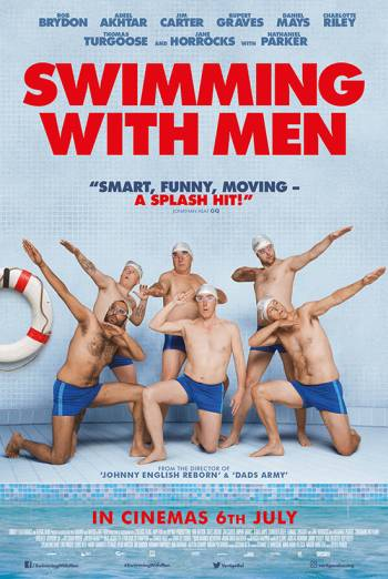 SWIMMING WITH MEN <span>(2018)</span> artwork